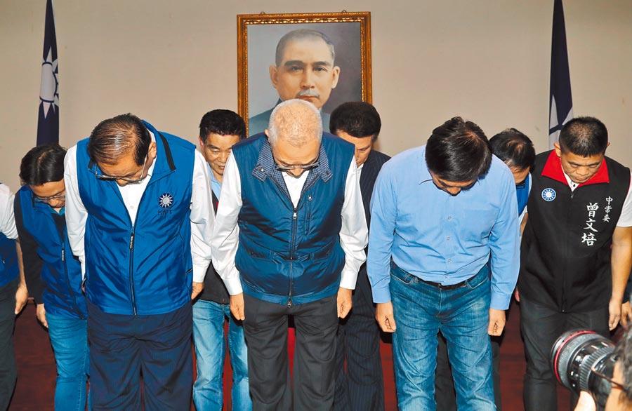 國民黨代理主席林榮德19日接受本報獨家專訪表示,22日召開的中常會上,他將宣布並要求超過60歲的中常委全面退出中常會。(本報資料照片)