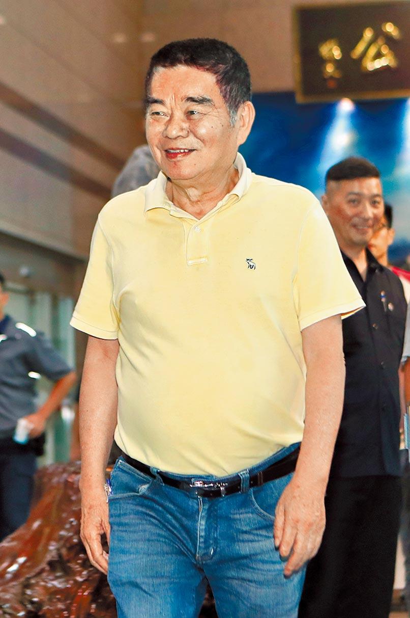 國民黨中常委姚江臨。(本報資料照片)