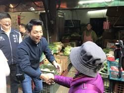 郝龍斌選黨主席 蔣萬安:關鍵在民意