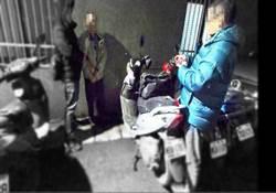 老翁暗夜持電擊棒遊蕩  警搜出700克安毒