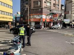 通緝犯撞女警 警開6槍人還是跑了
