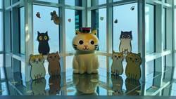 黃阿瑪、鼠鼠邀約走春趣!台北101觀景台看美景、沾喜氣