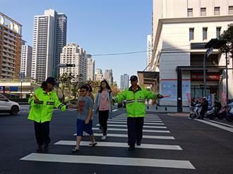 春節交通疏導 中市警局創新出擊