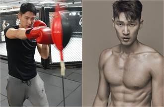 189韓系天菜男神斜槓開外掛 想當朴敘俊露肌打拳擊驅魔!