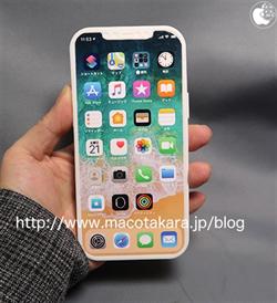 2020年新iPhone機身細節曝光 變薄又變高