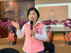 收高額地價稅 楊瓊瓔轟執政黨拿到選票就驕傲