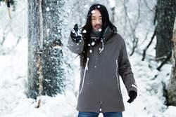 乱彈阿翔北海道取景MV 險遭冰雹砸頭滑落山谷