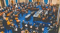 川普彈劾案開審 律師促參院速否決