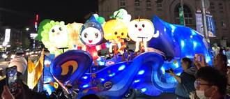2020台灣燈會在台中 市府邀順遊山城認識台中美好