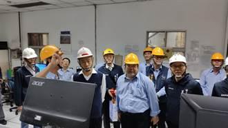 一周二度探勞工 韓國瑜勉輪班人員辛勞