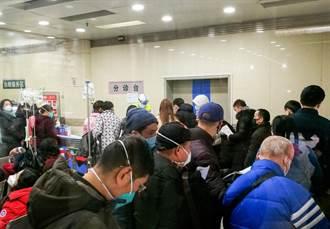 武漢下令進入公共場所強制戴口罩 違者受罰