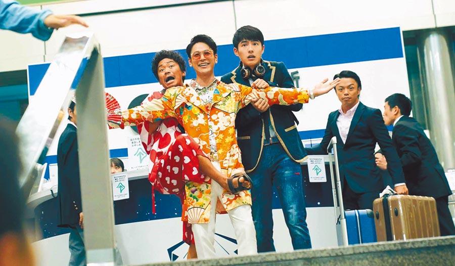 大陸電影《唐人街探案3》找來王寶強、劉昊然、妻夫木聰及邱澤等演出,預售已經開出紅盤,如今只能退票。(圖/中新社資料照片)