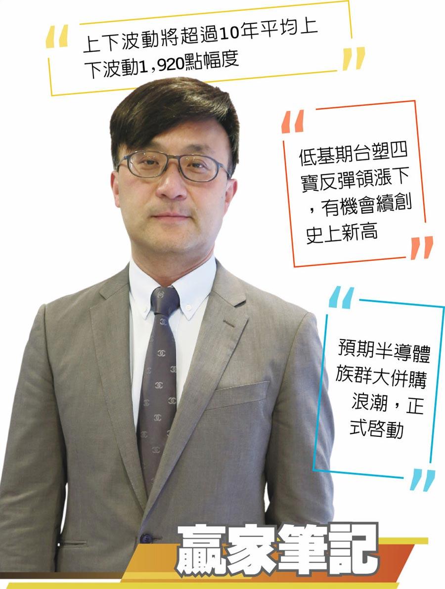第一金投顧董事長陳奕光贏家筆記
