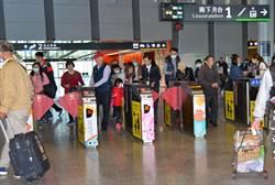 2020武漢風暴》肺炎蔓延 高鐵乘客紛戴口罩