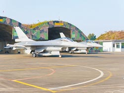 F-16V構改進度落後 美親上場援助