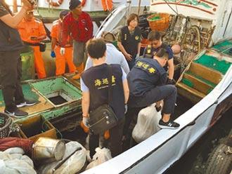 東港漁船運安毒原料 船長被訴