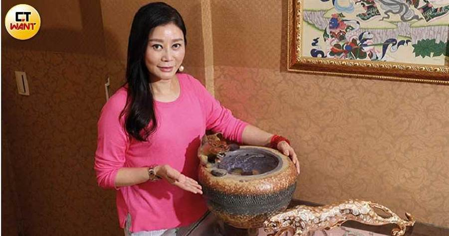 庚子鼠年將水缸放在家中西北方,可招來財富。(圖/王永泰攝)