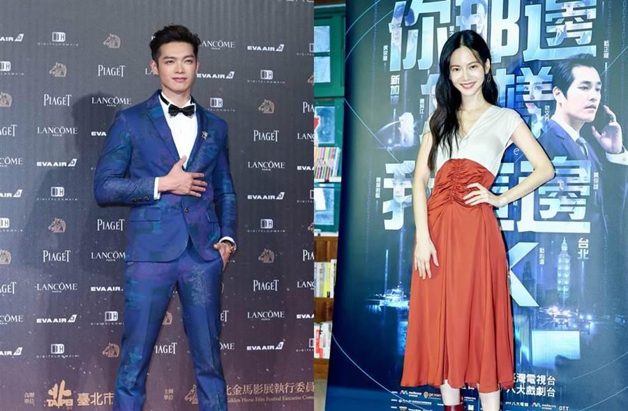 曾之喬與辰亦儒閃電宣布結婚。(圖/本報系資料照片)