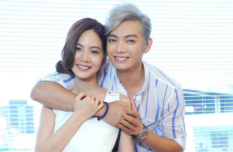 曾之喬和辰亦儒愛情長跑10年。(圖/本報系資料照)