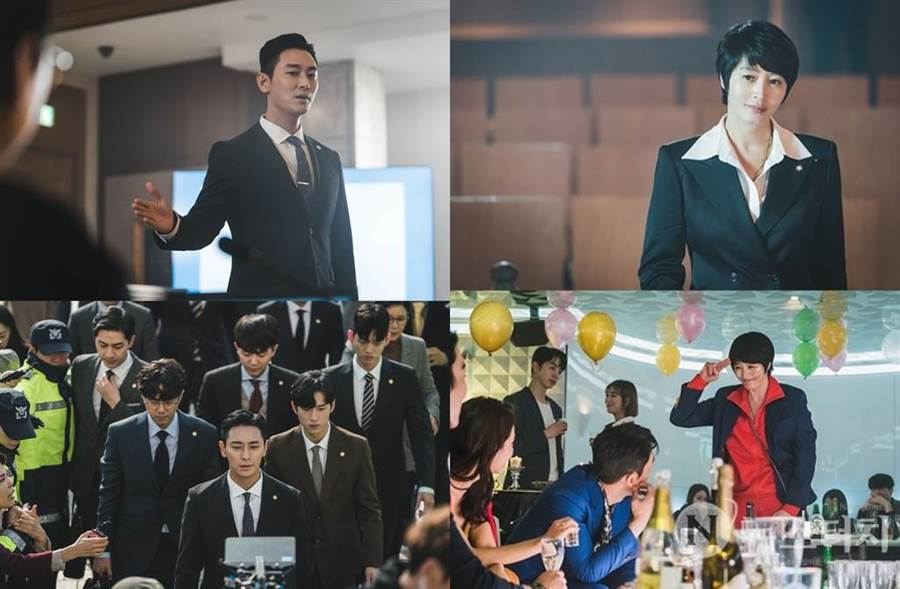 《Hyena》由因《與神同行》、《Signal》再創事業高峰的朱智勛和金憓秀主演。(圖/翻攝自韓網)