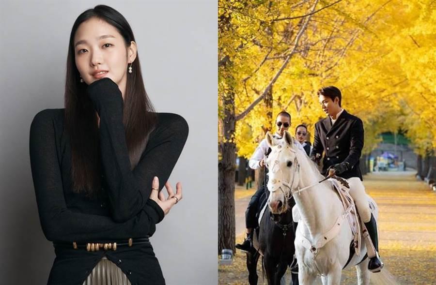 男神李敏鎬退伍後重磅回歸,搭檔「鬼怪新娘」金高銀,加上王牌編劇金恩淑,被視為是2020年最受矚目的韓劇。(圖/翻攝自韓網)