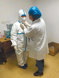 武漢一線醫生透露 防疫到5月