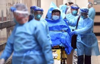 武漢團陸客在台發燒送醫 疾管署出面說明