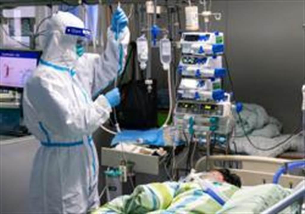 武漢市徵用24家醫院、萬張床位收治發熱病人。(新華社)