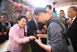 江啟臣參選黨主席 盧秀燕樂觀其成
