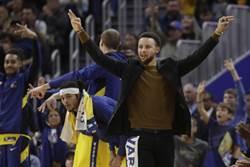 NBA》柯瑞只打4場 得票數衝破百萬
