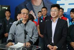 胡志強:江啟臣證明國民黨男人不是小孬孬