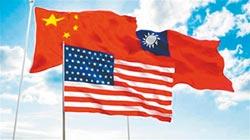 台灣未來取決於 時間站在哪一邊