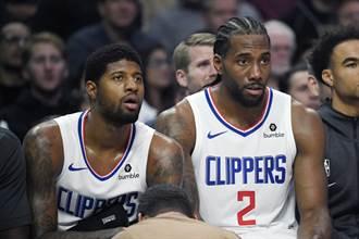 NBA》快艇遭爆料不和 他嗆假新聞