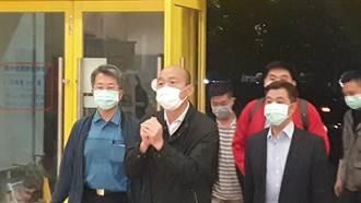 2020武漢風暴》韓國瑜銷假坐陣 高市防疫一級開設