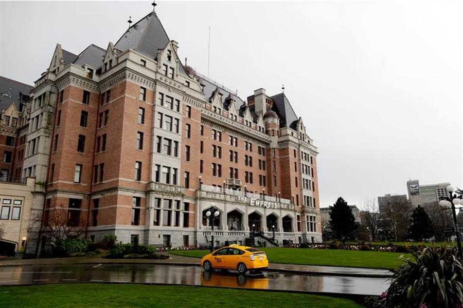 加拿大不列顛哥倫比亞省的維多利亞。(圖/路透社)