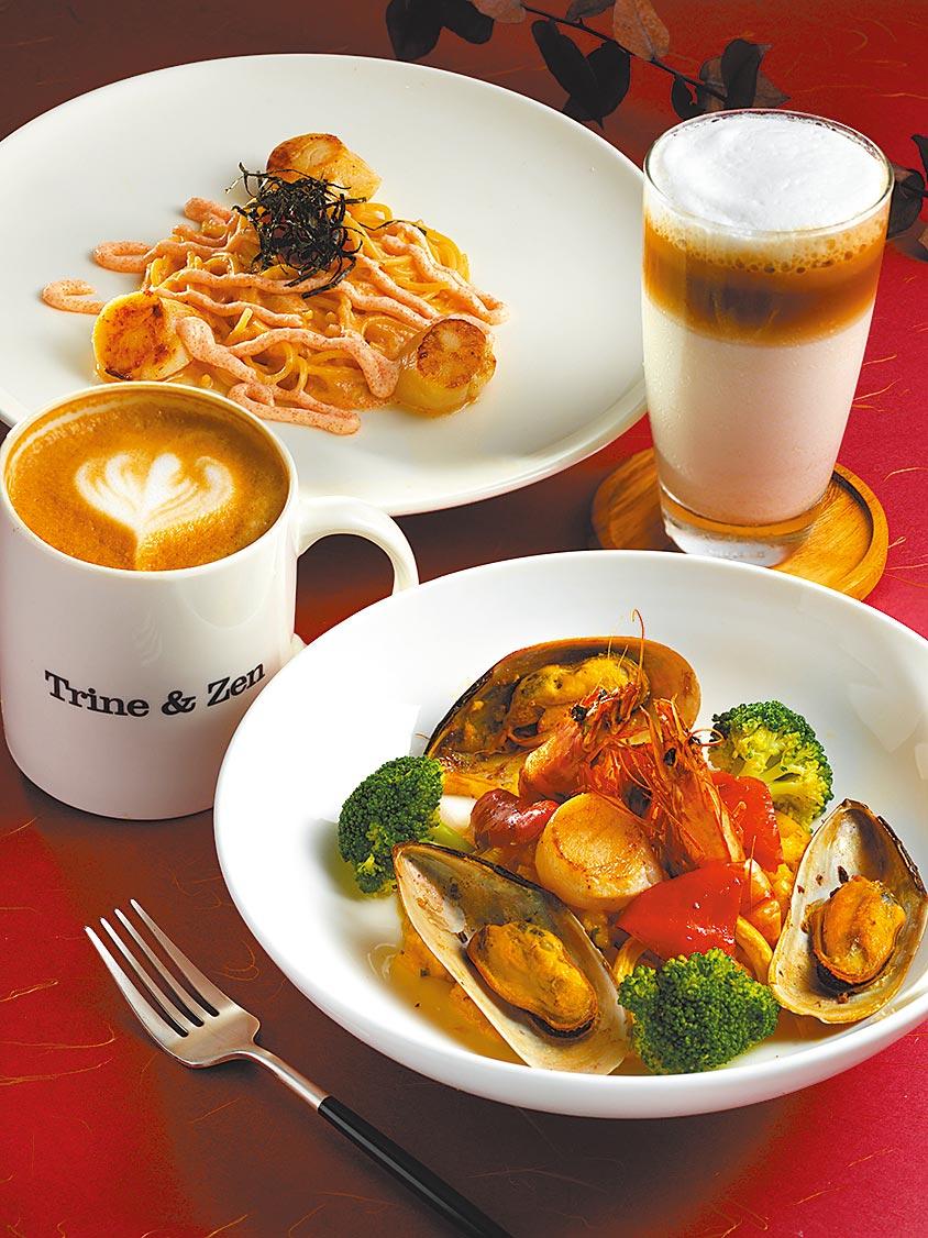 微風南山Trine&Zen團圓歡聚套餐,原價1100元、特價888元。(微風提供)