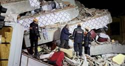 土耳其6.8淺層強震 增至29死逾千人受傷
