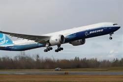 超酷摺疊機翼 波音777X終於順利首飛