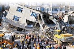土耳其6.8強震 逾22死1000傷