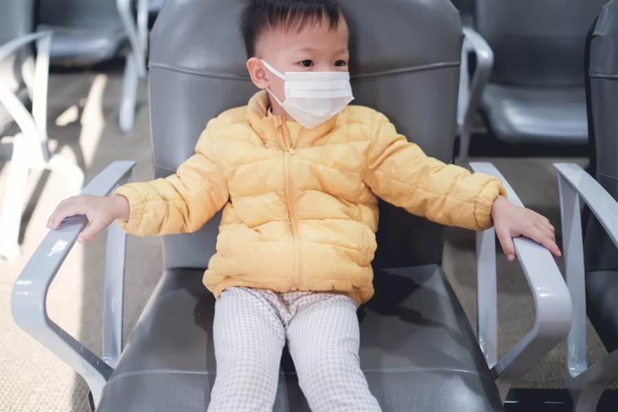 馬來西亞傳出一名大陸2歲童疑染武漢肺炎,其父親卻漏夜帶他離開醫院。(示意圖,非當事人。達志影像/shutterstock提供)