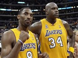 NBA》歐尼爾悲痛:我永遠的兄弟Kobe