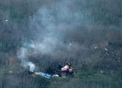 影》濃煙直竄救援困難 布萊恩墜機現場曝光