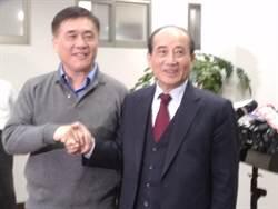 黨主席補選 郝龍斌呼籲黨員連署支持他