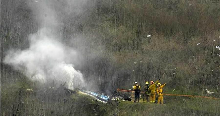 柯比布萊恩(Kobe Bryant)於台灣時間今天(27日)墜機身亡。(圖/達志/美聯社)