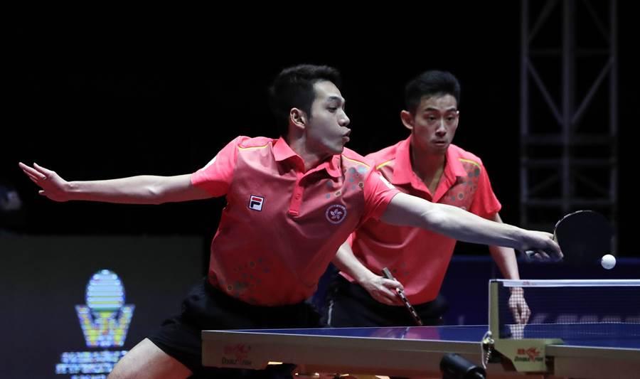 香港男隊連勝歐洲國家隊伍,取得東奧席次。(美聯社資料照)