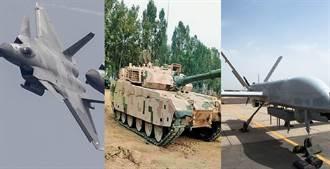 超越俄羅斯 大陸是第二大武器製造國