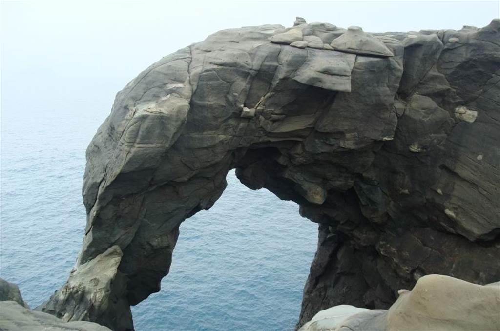 深澳漁港「象鼻岩」。(圖取自新北市漁業處官網)