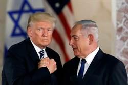川普中東政策一面倒向以色列 巴勒斯坦難接受