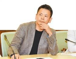 林為洲當選國民黨立法院黨團總召