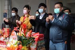 光復高雄總部正式成立 民眾不畏病毒到場連署